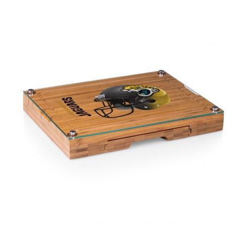 Jacksonville Jaguars Concerto Bamboo Cutting Board