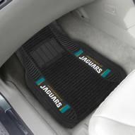 Jacksonville Jaguars Deluxe Car Floor Mat Set