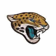 Jacksonville Jaguars Distressed Logo Cutout Sign