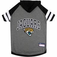 Jacksonville Jaguars Dog Hoodie Tee