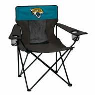 Jacksonville Jaguars Elite Tailgating Chair