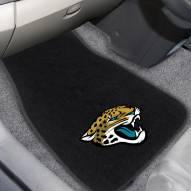 Jacksonville Jaguars Embroidered Car Mats