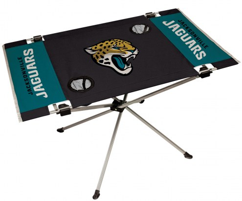 Jacksonville Jaguars Endzone Table