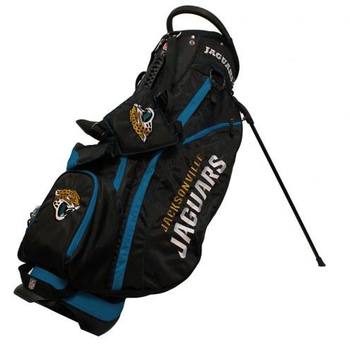 Jacksonville Jaguars Fairway Golf Carry Bag