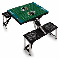 Jacksonville Jaguars Folding Picnic Table
