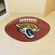 Jacksonville Jaguars Football Floor Mat
