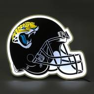 Jacksonville Jaguars Football Helmet LED Lamp