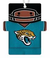 Jacksonville Jaguars Football Player Ornament