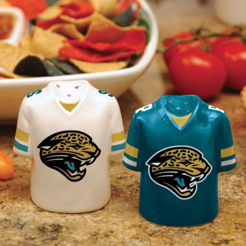 Jacksonville Jaguars Gameday Salt and Pepper Shakers