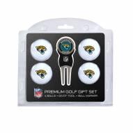 Jacksonville Jaguars Golf Ball Gift Set