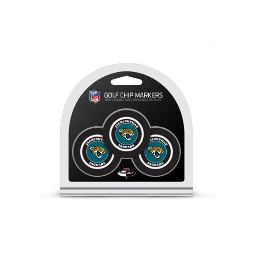 Jacksonville Jaguars Golf Chip Ball Markers