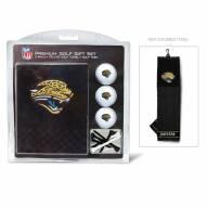 Jacksonville Jaguars Golf Gift Set