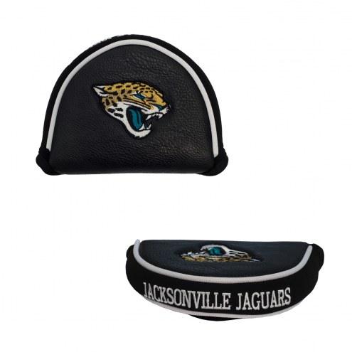 Jacksonville Jaguars Golf Mallet Putter Cover