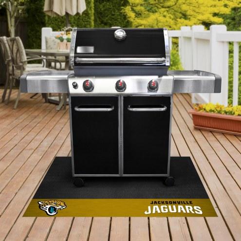 Jacksonville Jaguars Grill Mat