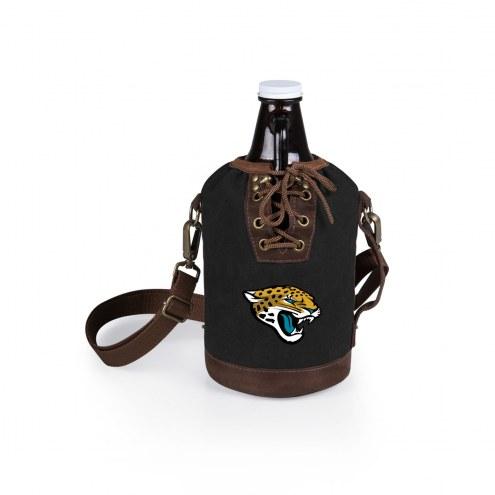 Jacksonville Jaguars Growler Tote with Growler
