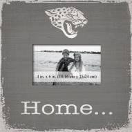 Jacksonville Jaguars Home Picture Frame