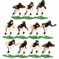 Jacksonville Jaguars Home Uniform Action Figure Set