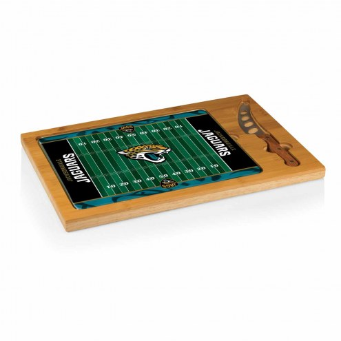 Jacksonville Jaguars Icon Cutting Board