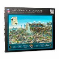 Jacksonville Jaguars Joe Journeyman Puzzle
