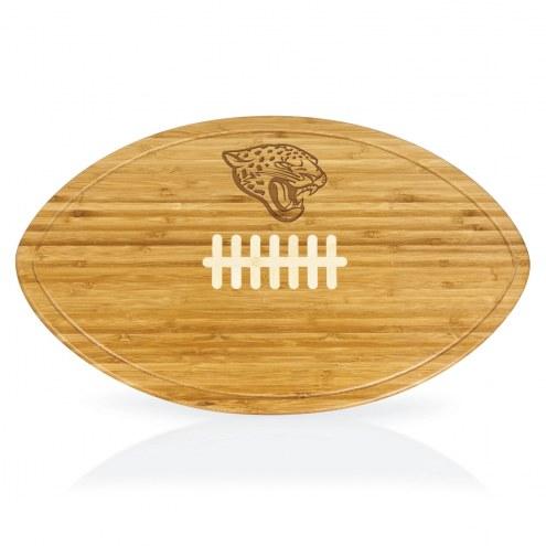 Jacksonville Jaguars Kickoff Cutting Board