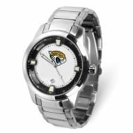 Jacksonville Jaguars Titan Steel Men's Watch