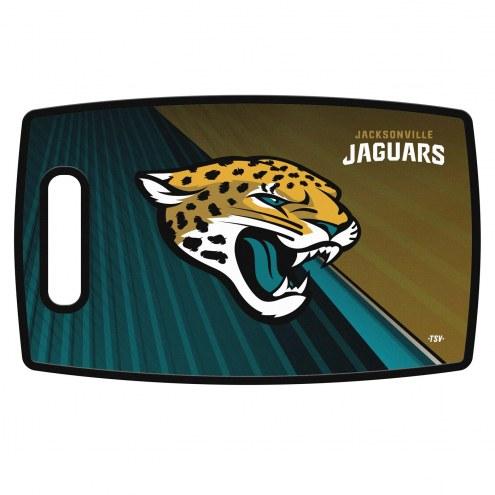 Jacksonville Jaguars Large Cutting Board