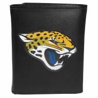 Jacksonville Jaguars Large Logo Tri-fold Wallet
