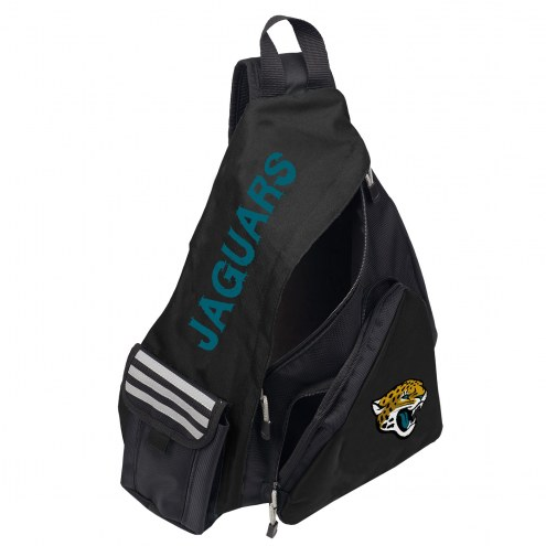 Jacksonville Jaguars Leadoff Sling Backpack
