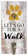 Jacksonville Jaguars Leash Holder Sign