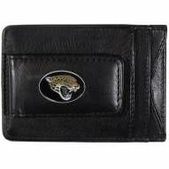Jacksonville Jaguars Leather Cash & Cardholder