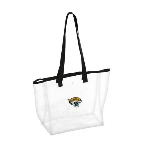 Jacksonville Jaguars Clear Stadium Tote