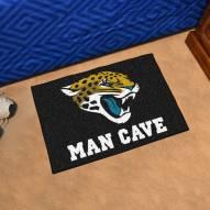 Jacksonville Jaguars Man Cave Starter Mat