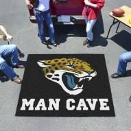 Jacksonville Jaguars Man Cave Tailgate Mat