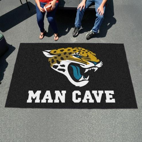 Jacksonville Jaguars Man Cave Ulti-Mat Rug