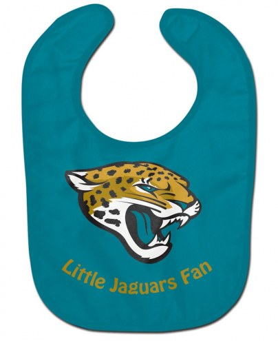 Jacksonville Jaguars NFL All Pro Little Fan Baby Bib