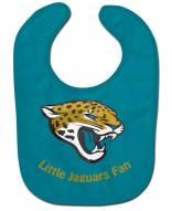 Jacksonville Jaguars NFL All Pro Little Fan Baby Bib