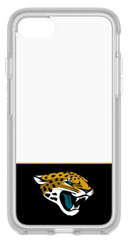Jacksonville Jaguars OtterBox iPhone 8/7 Symmetry Clear Case