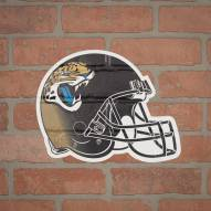 Jacksonville Jaguars Outdoor Helmet Graphic