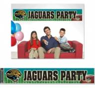 Jacksonville Jaguars Party Banner