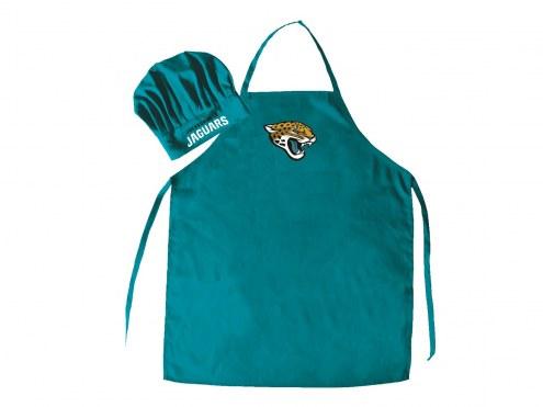 Jacksonville Jaguars Apron & Chef Hat