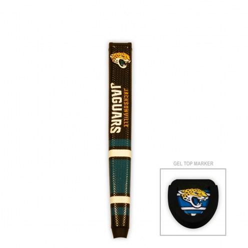 Jacksonville Jaguars Putter Grip