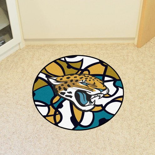 Jacksonville Jaguars Quicksnap Rounded Mat