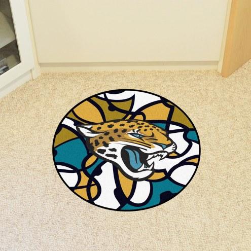 Jacksonville Jaguars Quicksnap Rounded Mat
