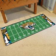 Jacksonville Jaguars Quicksnap Runner Rug