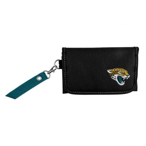 Jacksonville Jaguars Ribbon Organizer Wallet