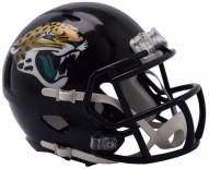 Jacksonville Jaguars Riddell Speed Mini Collectible Football Helmet