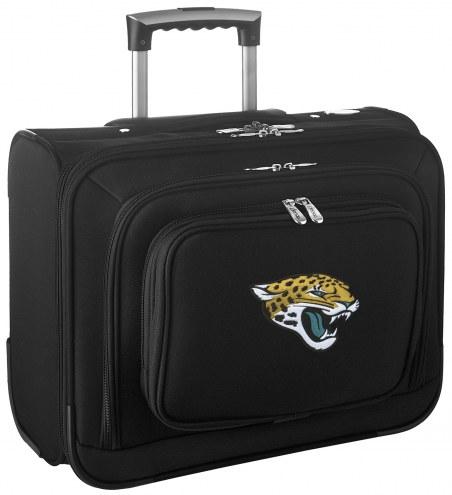Jacksonville Jaguars Rolling Laptop Overnighter Bag