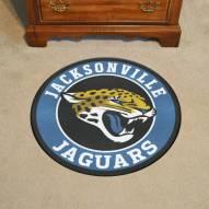 Jacksonville Jaguars Rounded Mat