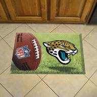 Jacksonville Jaguars Scraper Door Mat