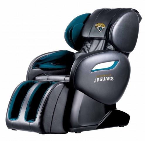 Jacksonville Jaguars Shiatsu Zero Gravity Massage Chair